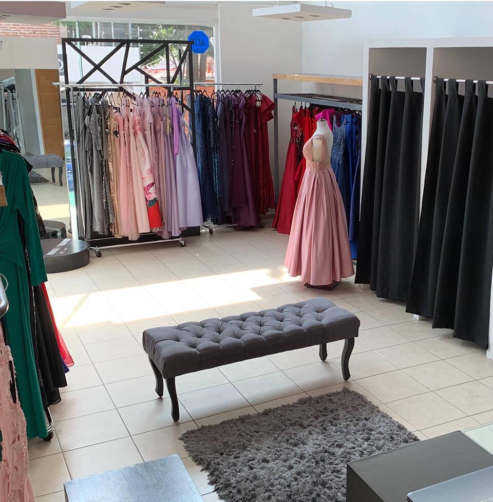 renta de vestidos de boda